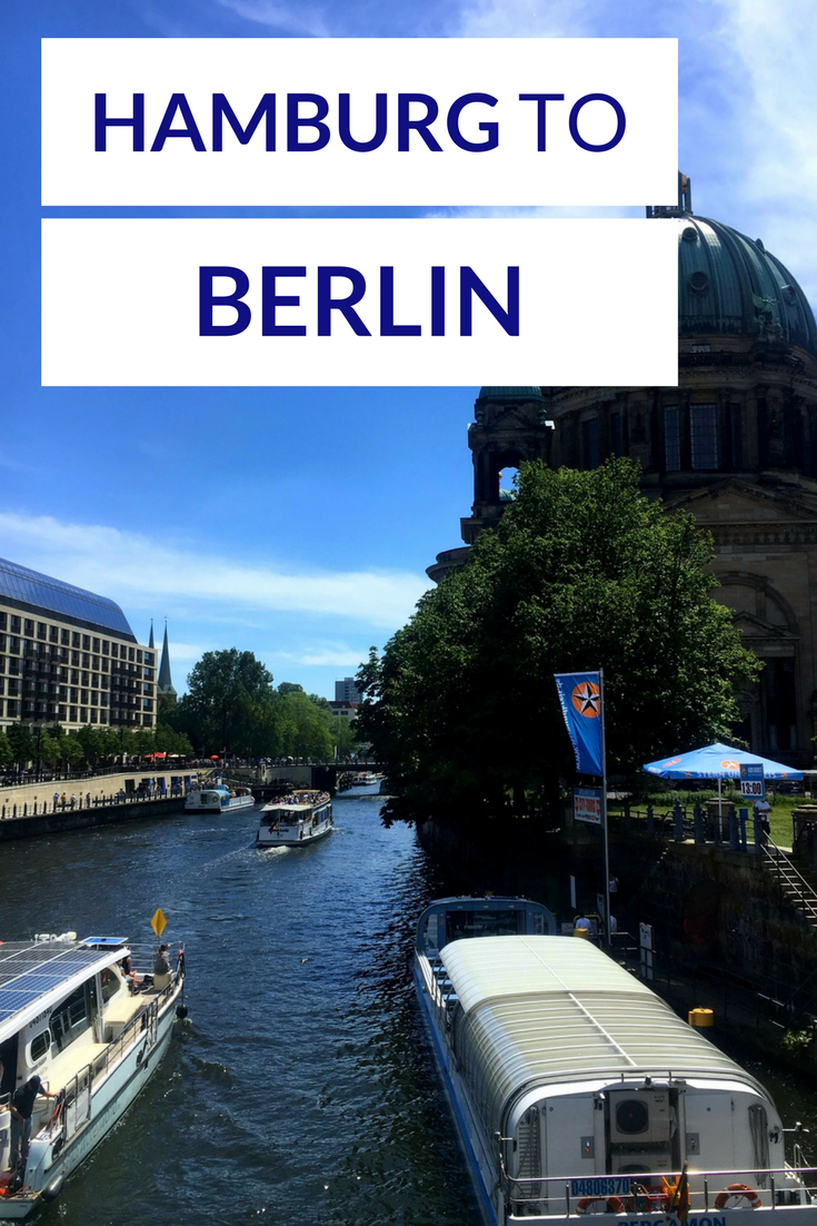 Hamburg to Berlin, Germany - travelsandmore