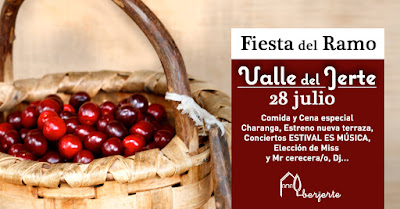 Fiesta del Ramo Valle del Jerte