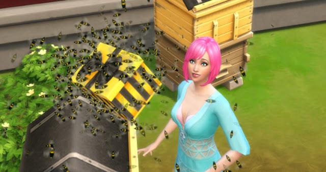 «The Sims 4: Пчеловодство — обзор, советы и рекомендации, пчелы, пчеловодство, навык пчеловодства, мед, опыление растений пчелами, Садоводство в игре «The Sims 4»: тонкости, рекомендации, секреты, обзор, http://prazdnichnymir.ru, «The Sims 4», садоводство, игра, развлечения, компьютерные игры, симуляторы, Sims, Sims 4, растения, овощи, фрукты, травы, каталог растений, советы, советы игровые, интересное об играх, секреты игр, коды игровые, персонажи игровые, сад, огород, садовник, садоводство в игре,