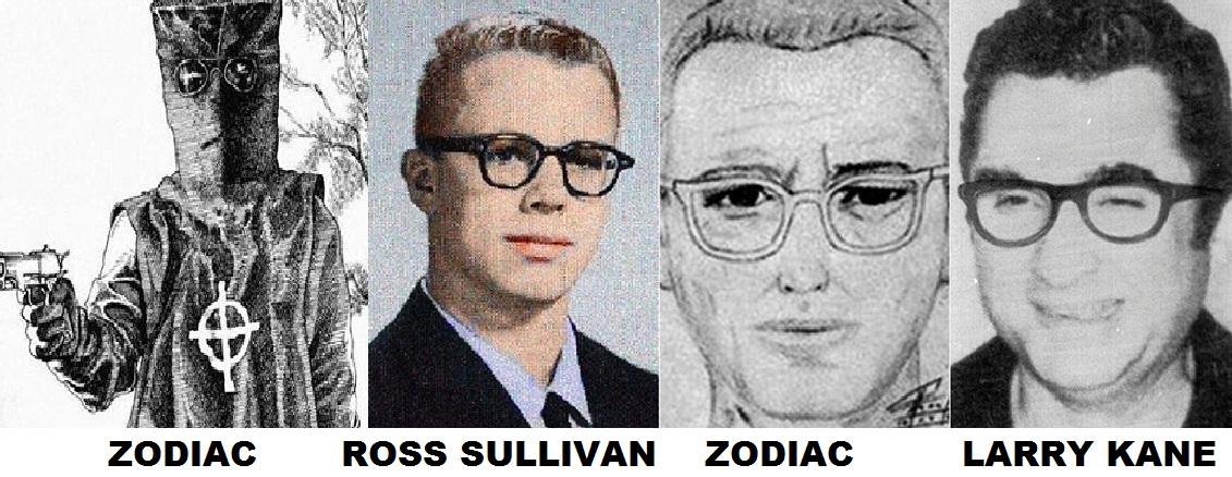 Zodiac Killer, Suspects, Zodiac (2007)