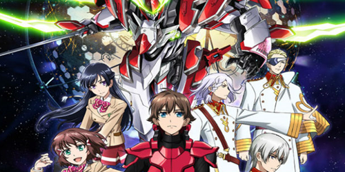 Teaser da segunda temporada do anime Valvrave The Liberator!