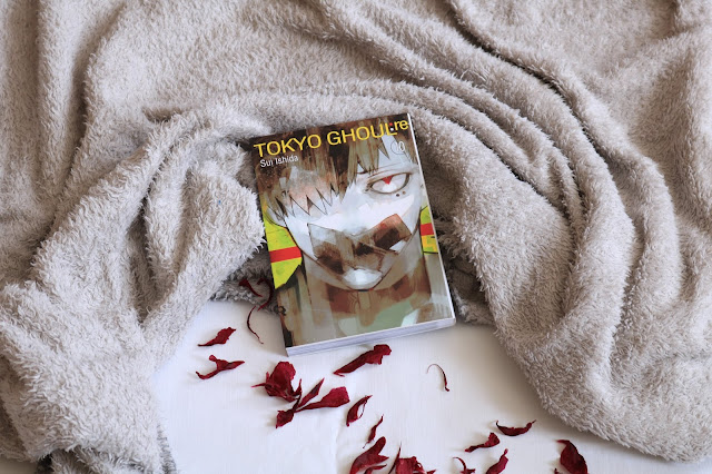 Sui Ishida - Tokyo Ghoul:re t.10
