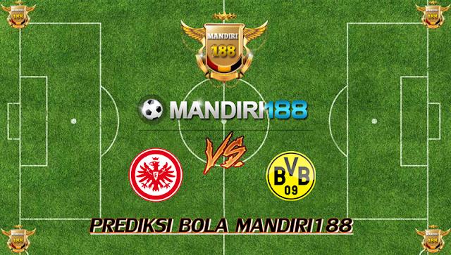 AGEN BOLA - Prediksi Eintracht Frankfurt vs Borussia Dortmund 21 Oktober 2017