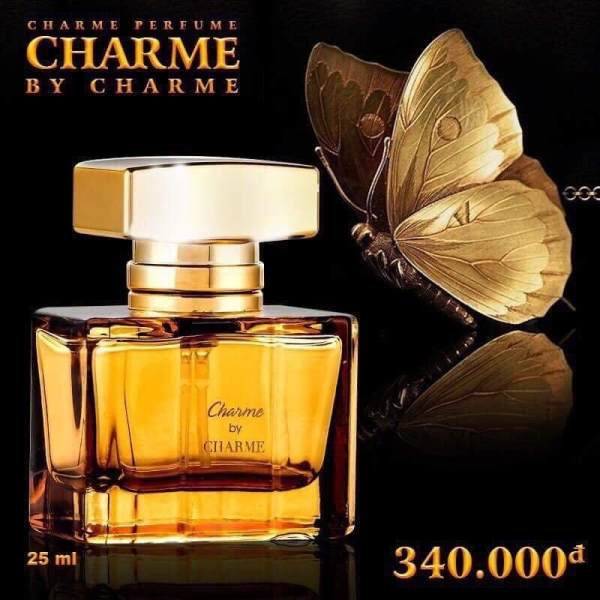 Review nước hoa Charme by Charme 25ml