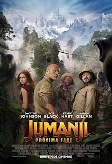 Baixar Jumanji Próxima Fase Torrent Dublado - BluRay 720p/1080p