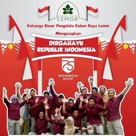 Dirgahayu Indonesia