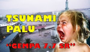 Video Amatir Penyebab Terjadinya Tsunami di Palu Menyapu Daerah Donggala Sulawesi Tengah