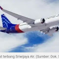 Sriwijaya Air SJ-182 Hilang Kontak Penerbangan Jakarta - Pontianak