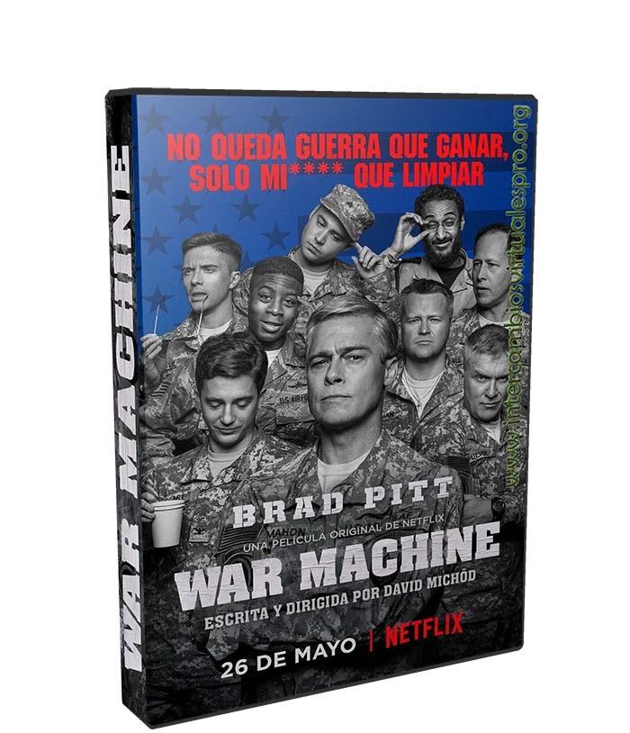 Máquina de Guerra poster box cover