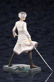 """Figuras: Abierto pre-order de ARTFX J Haise Sasaki de """"Tokyo Ghoul"""" - Kotobukiya"""