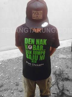 Baju Kenangan Port Dickson Den Nak Kobar