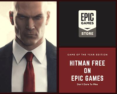 HITMAN free on Epic Games | TechneSiyam
