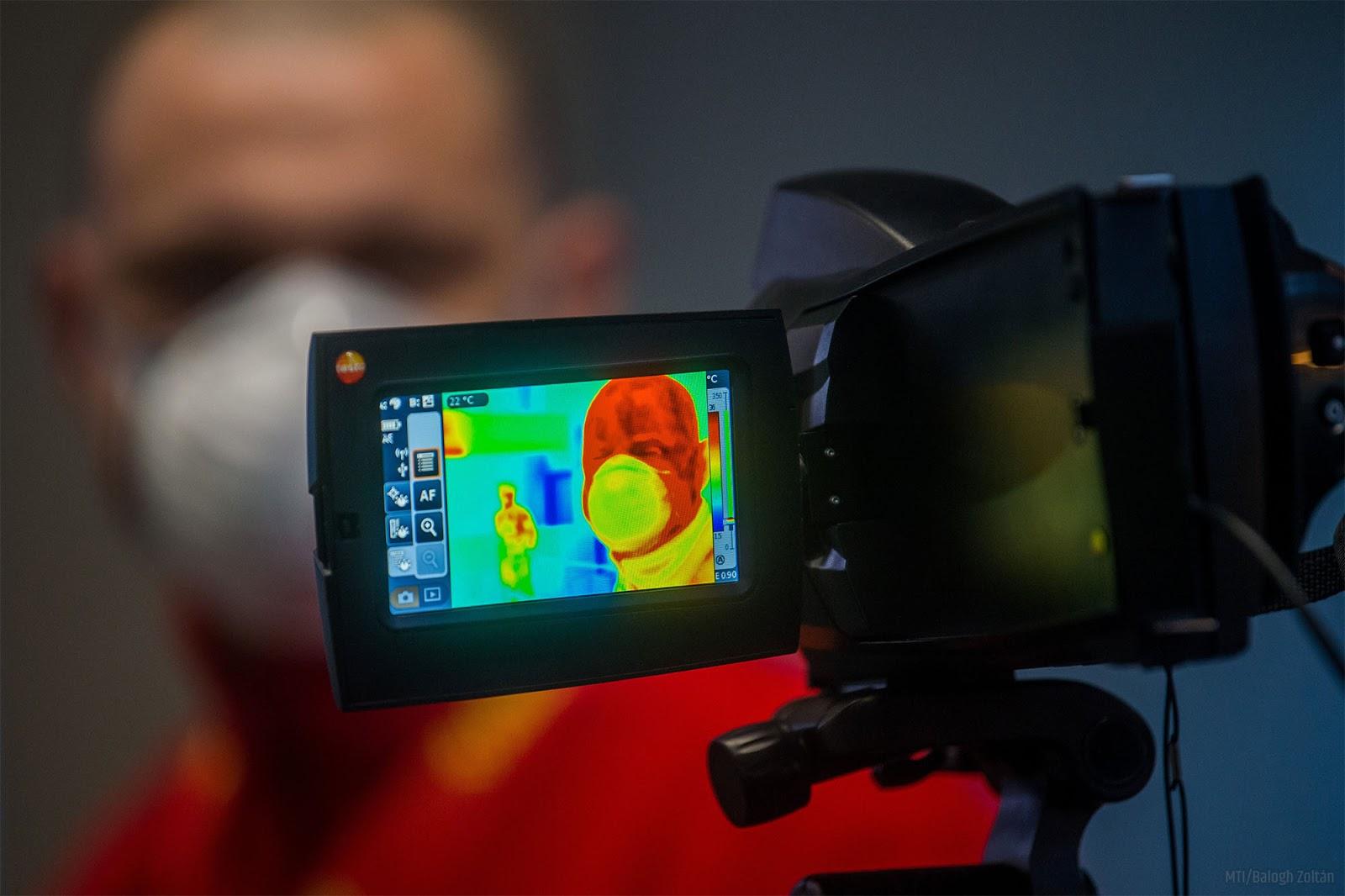 Infrared Cameras Creates Safer Environments