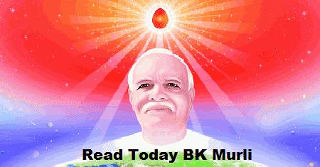 Brahma Kumaris Murli English 13 May 2020
