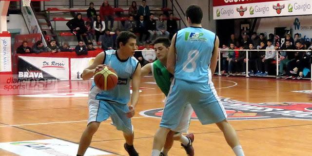 Debut y derrota de Punilla en el provincial U19