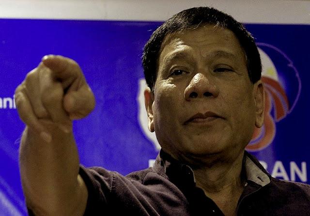 Duterte: Kaya ako nagmumura dahil niloloko nila ang bayan at sinasayang ang ating pera!