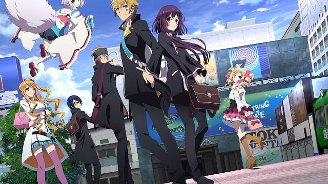 Download OST Opening Ending Insert Song Anime Tokyo Ravens Full Version