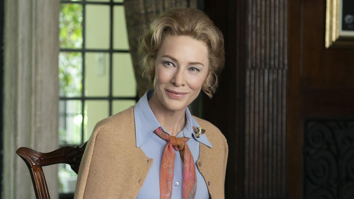 Cate Blanchett es Phyllis Schlafly en Mrs. America