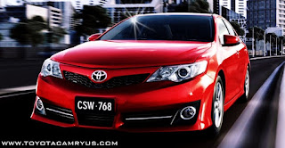 2016 Toyota Camry Atara R Australia