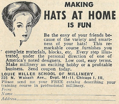 Making Hats at Home