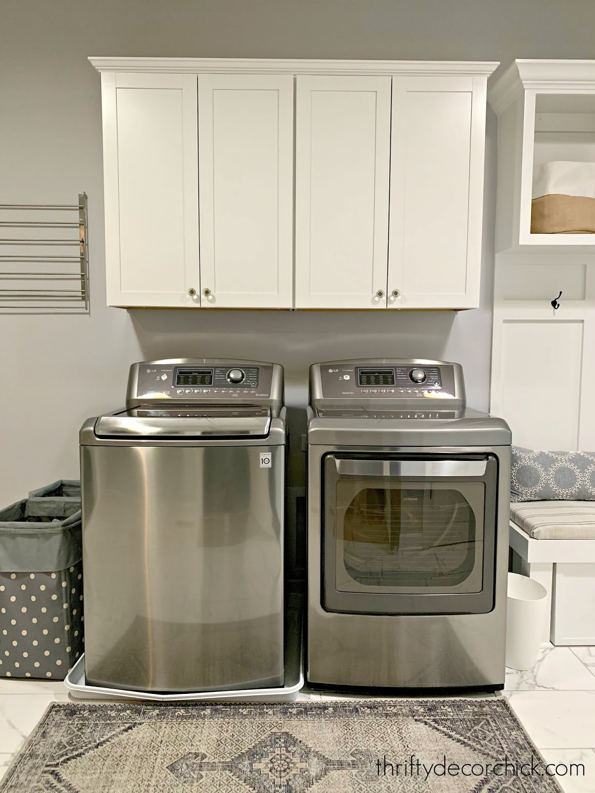 Top loader LG washer review
