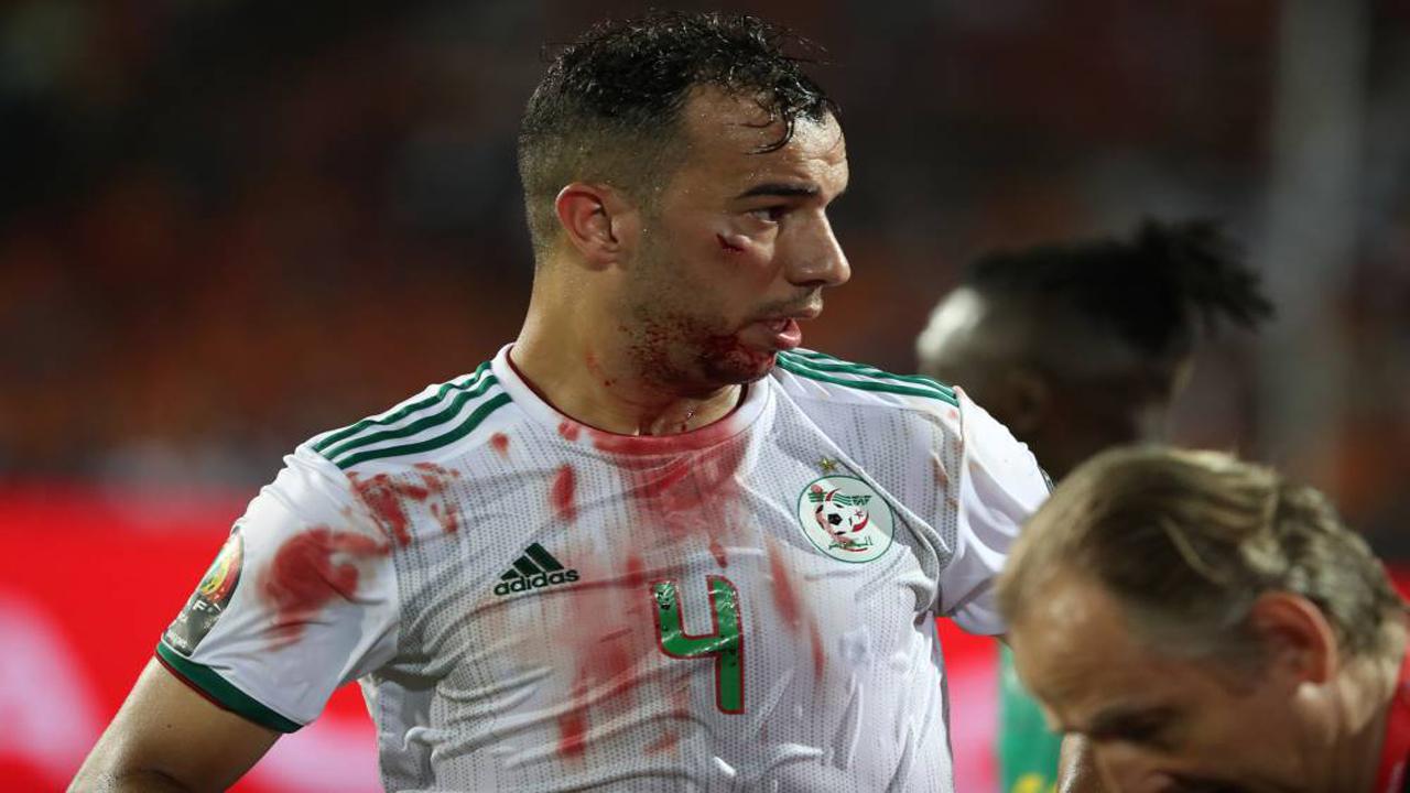 Algérie : Djamel Benlamri, le long combat du  gladiateur
