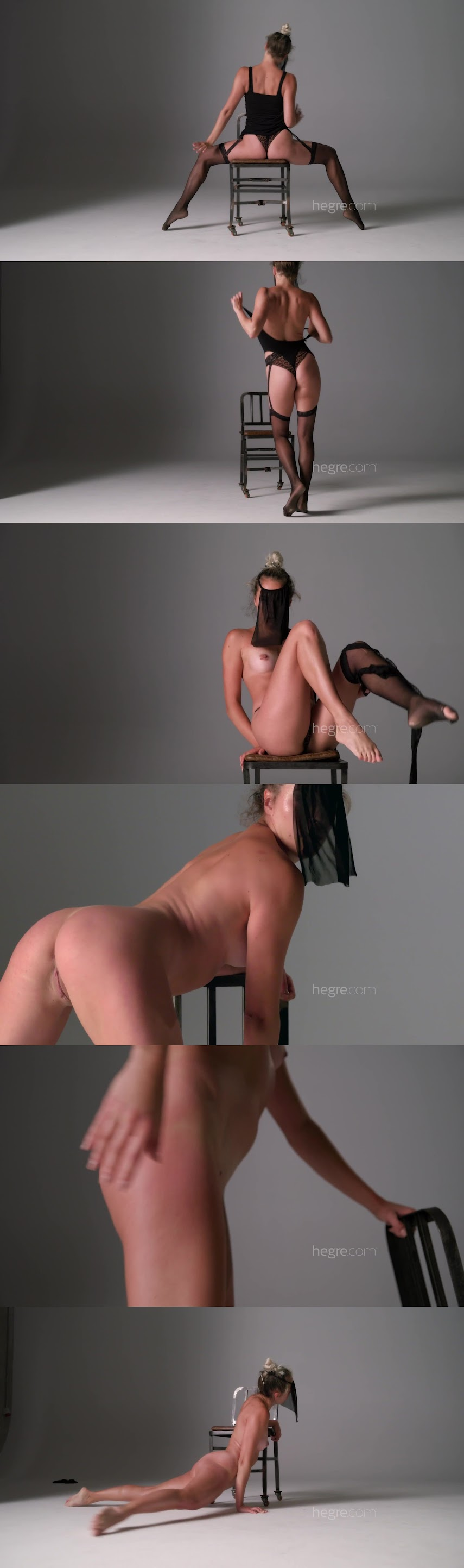 [Art] Amanda Striptease