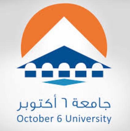مصاريف جامعة 6 أكتوبرللعام 2020/2019 وتنسيق القبول بجميع الكليات
