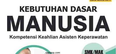 Rpp Kebutuhan Dasar Manusia Kurikulum 2013 Revisi 2017/2018 SMK/MAK   1 Lembar 2019/2020/2021 Kelas XII Semester 1 dan 2
