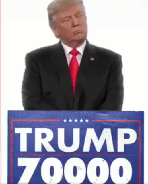 تبرئة ترامب  أمام مجلس الشيوخ الأمريكي فى قضية عزلة DonaldTrump