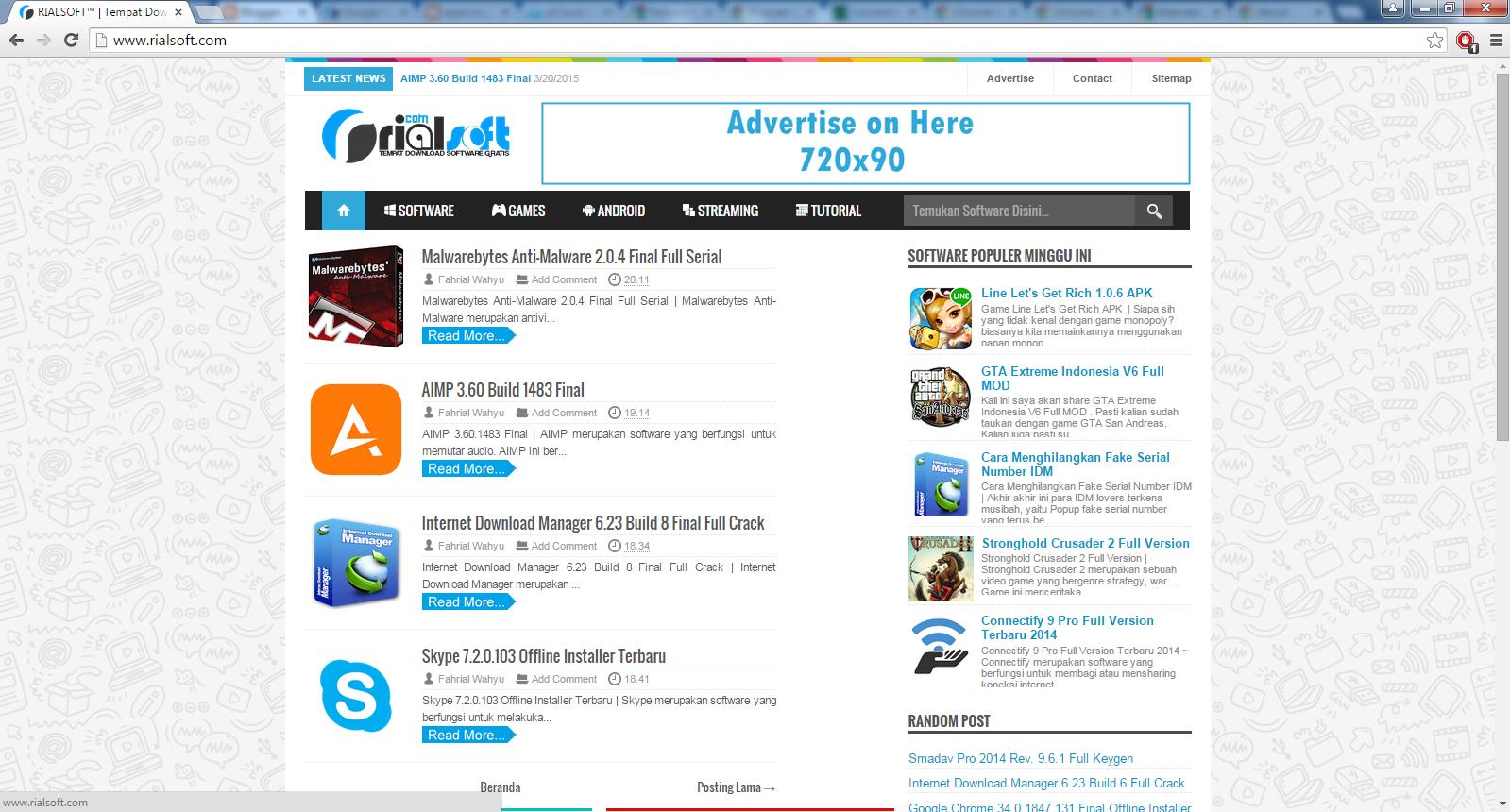 Google Chrome 43.0.2357.65 Stable Offline Installer