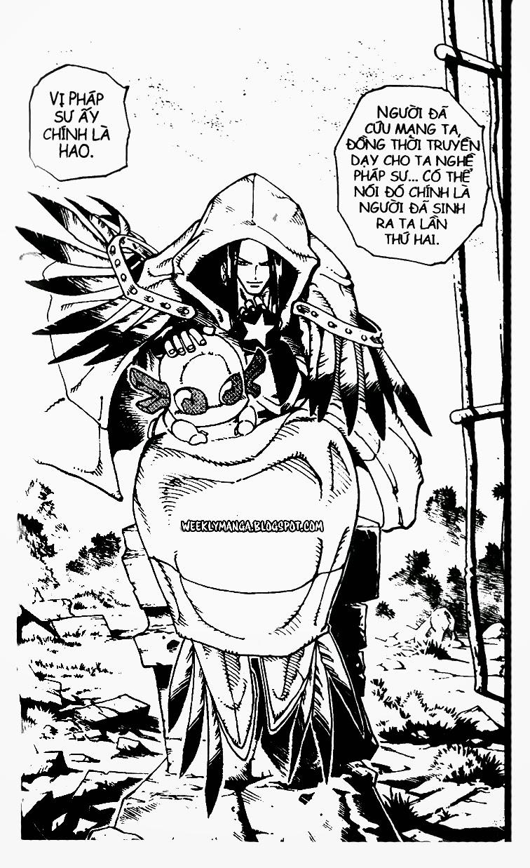 Shaman King [Vua pháp thuật] chap 99 trang 13