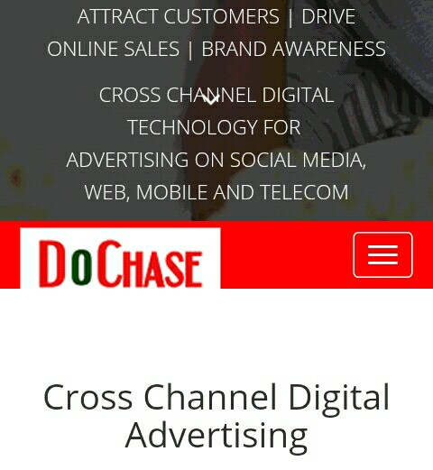 Top 5 best ad network for bloggers in Nigeria, Dochase