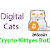 Digital Cats (Crypto Kittyes Bot) Telegram Bot Earn Bitcoin