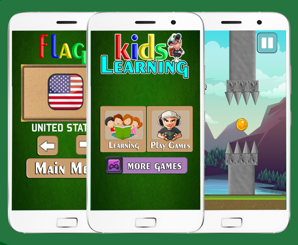 LEARNING KIDS - FULL EDUCATIONAL APP FOR KIDS (IOS XCODE FILE) - 3