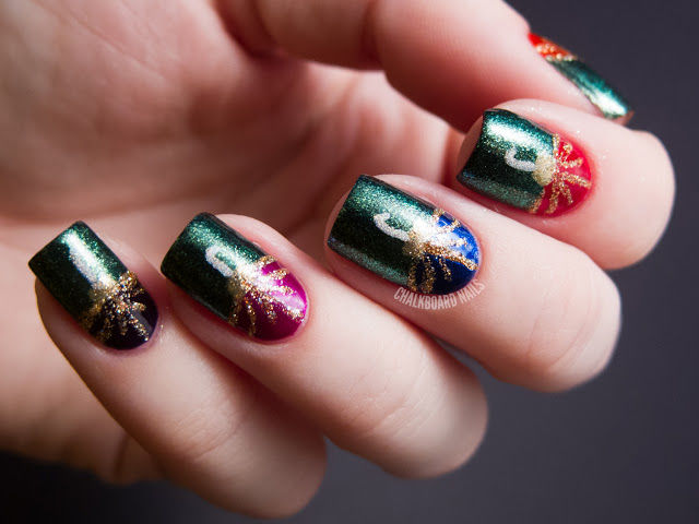Try stylish winter nail designs easy and nail polish styles stylish winter nail art designs easy and nail prinsesfo Image collections