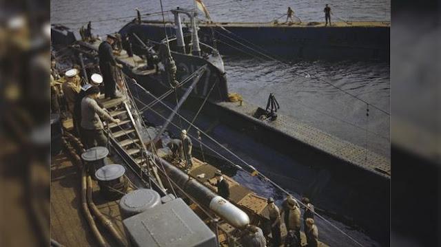 73 Tahun Hilang, Kapal Selam Inggris Ditemukan dengan 71 Jasad