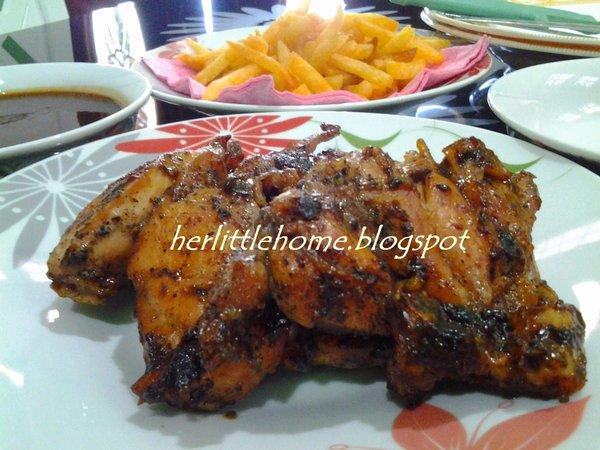 Chicken Chop Paling Mudah