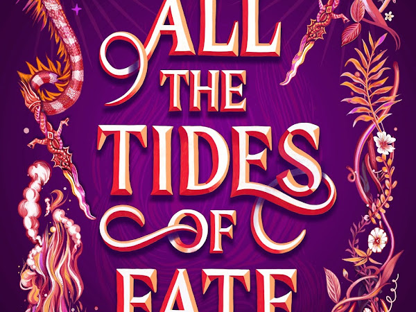 Blog Tour: All the Tides of Fate by Adalyn Grace