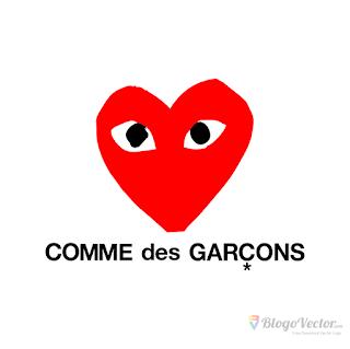 Comme des Garçons Logo vector (.cdr)