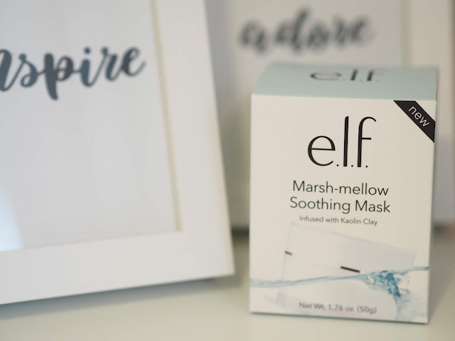 e.l.f   Marsh-Mellow Soothing Mask