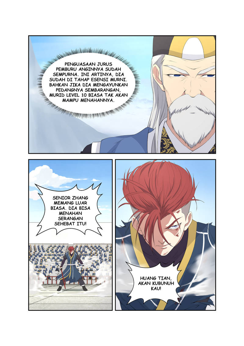 Heaven Defying Sword Bahasa Indonesia Chapter 53
