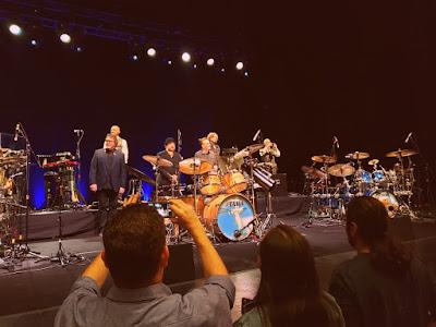 King Crimson - 27 de agosto 2019 Teatro Diana Guadalajara