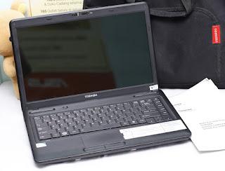 Toshiba C640 Laptop Bekas