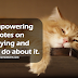 21 empowering Quotes on worrying and what to do about it