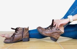 رؤية خلع الحذاء في المنام