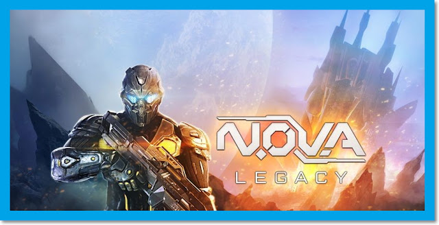 N.O.V.A LEGACY APK MOD V5.1.3