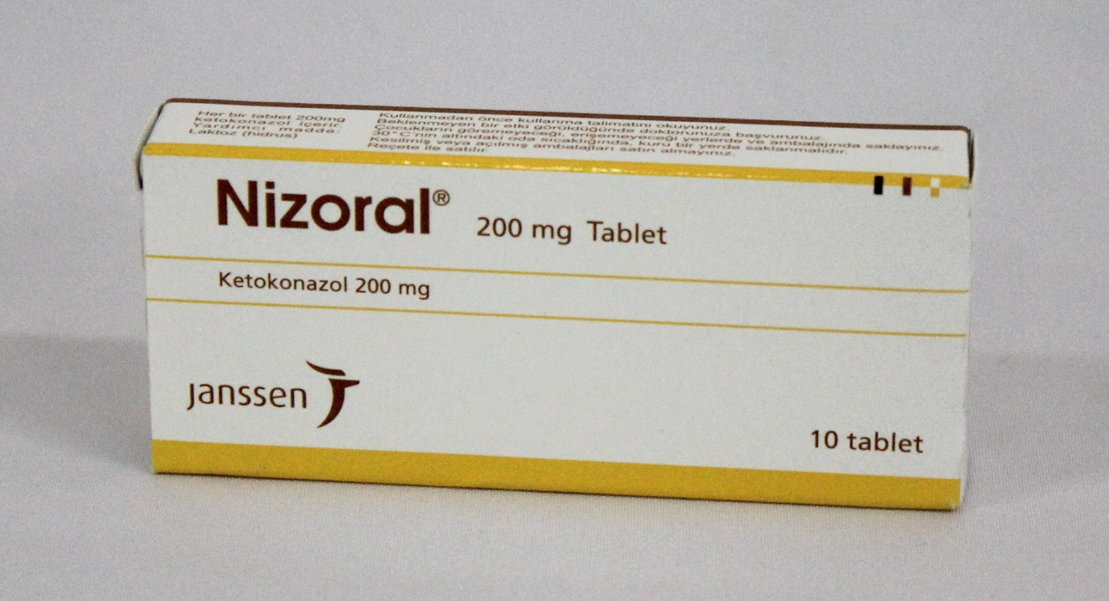 Nizoral 200 Mg For Dogs