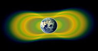 Descubren que los cinturones de radiación de la Tierra no son tan intensos como se pensaba
