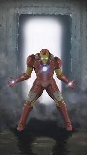 Iron Rage Mobile HD Wallpaper